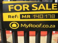 Sales Board of property in Newlands - JHB