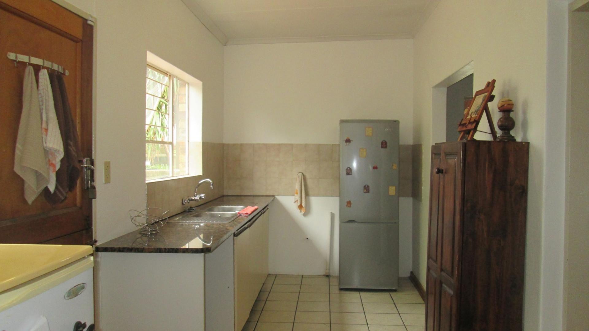 Scullery - 13 square meters of property in Vanderbijlpark