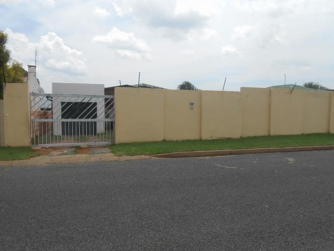 Standard Bank EasySell 3 Bedroom House for Sale For Sale in Berea - JHB - MR140365