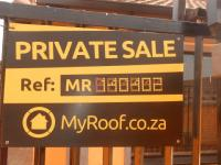 Sales Board of property in The Orchards