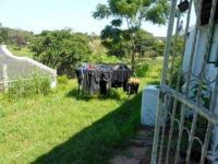 Backyard of property in Bellair - DBN