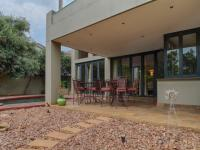 Patio - 27 square meters of property in Silver Lakes Golf Estate