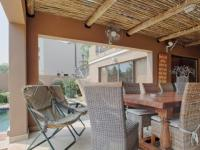 Patio - 33 square meters of property in Silver Lakes Golf Estate