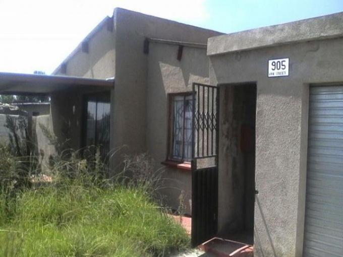 Standard Bank EasySell 2 Bedroom House for Sale For Sale in Boksburg - MR140613