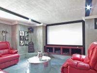 Cinema Room - 23 square meters of property in The Wilds Estate