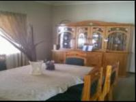 Dining Room of property in Virginia - Free State