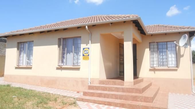 Standard Bank EasySell House for Sale in Cosmo City - MR140811