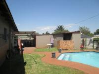 Backyard of property in Vanderbijlpark C.E. 4