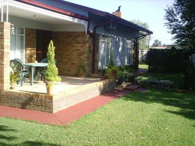 3 Bedroom House For Sale in Parys - Home Sell - MR141196
