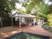 Backyard of property in Atholl Heights