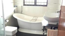 Main Bathroom of property in Parys