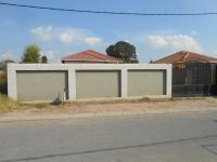 Front View of property in Riverlea - JHB