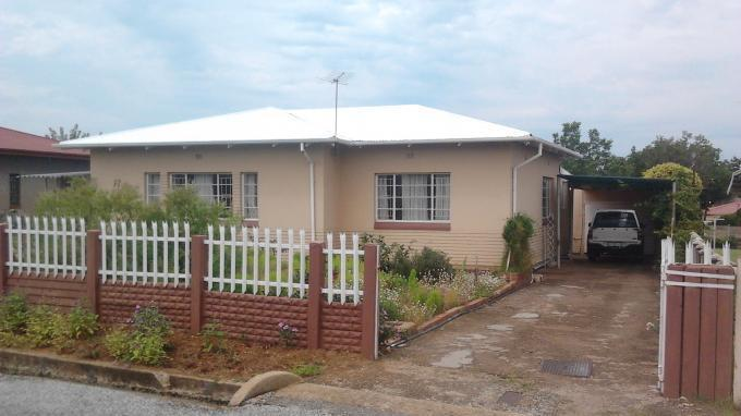 3 Bedroom House For Sale in Parys - Home Sell - MR141566