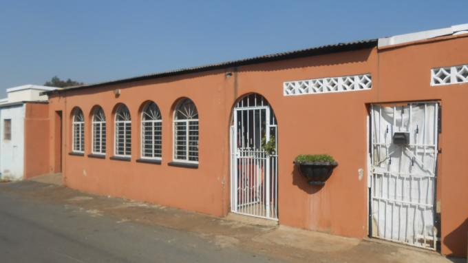 3 Bedroom House for Sale For Sale in Vrededorp - Private Sale - MR141620