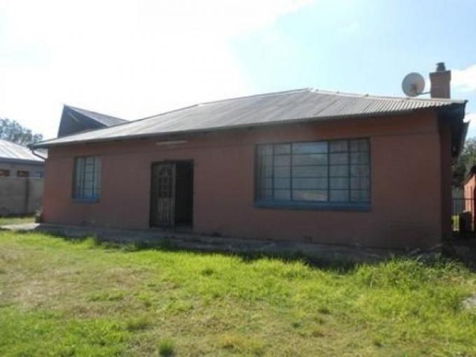 Standard Bank EasySell 3 Bedroom House for Sale For Sale in Standerton - MR141706