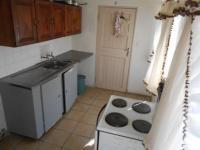 Kitchen of property in Standerton