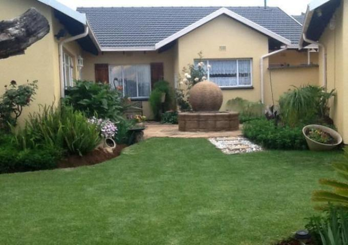 Standard Bank EasySell 3 Bedroom House for Sale For Sale in Modder East - MR141707