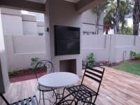 Patio - 11 square meters of property in Moreletapark