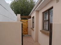 Backyard of property in Langeberg Ridge