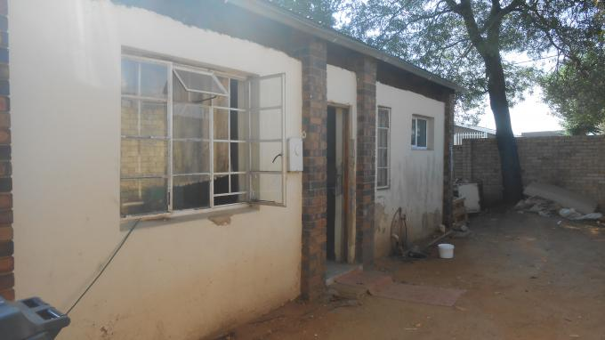 Standard Bank EasySell 3 Bedroom House for Sale For Sale in West Turffontein - MR141846
