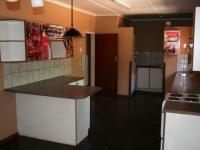 Kitchen of property in Kathu