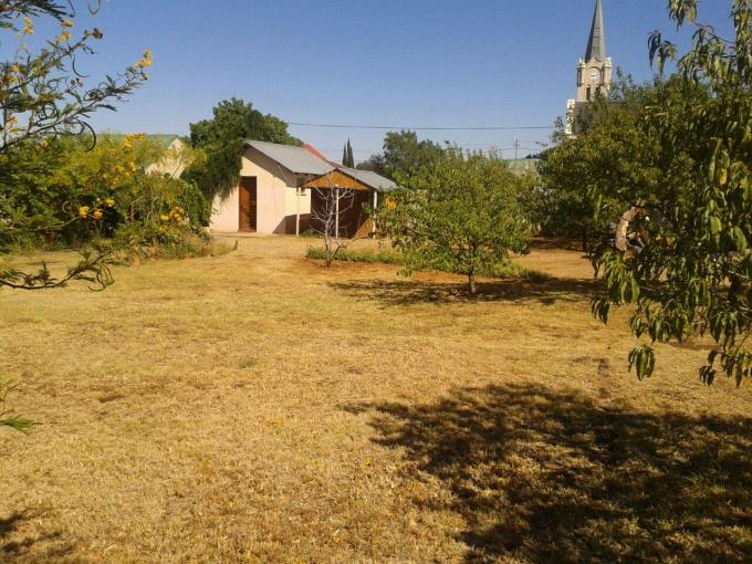 Land For Sale in Ventersburg - Home Sell - MR141949