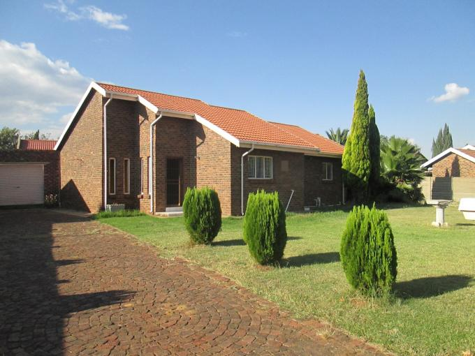 3 Bedroom House For Sale in Vereeniging - Home Sell - MR142068