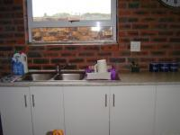 Kitchen of property in Pearly Beach