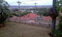 Backyard of property in Woodlands - DBN