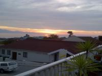 Balcony of property in Mossel Bay
