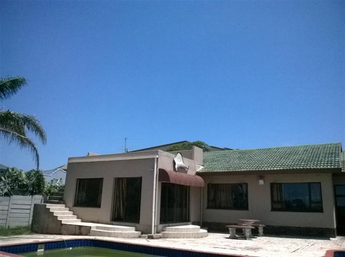 4 Bedroom House For Sale in Uvongo - Home Sell - MR142337