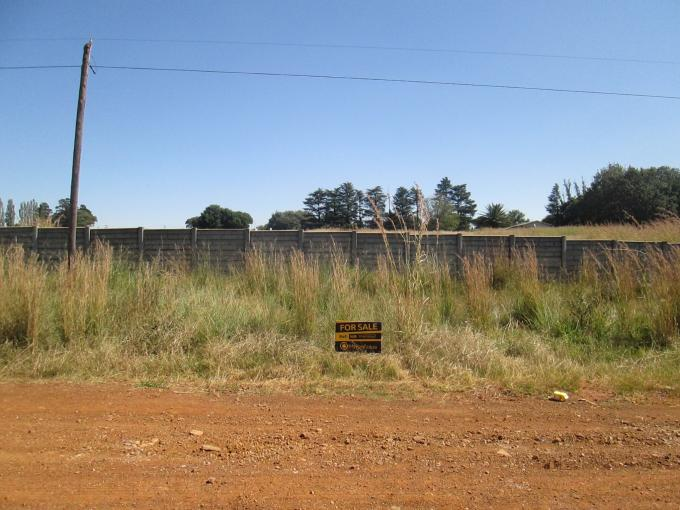 Standard Bank EasySell Land for Sale For Sale in Delmas - MR142352