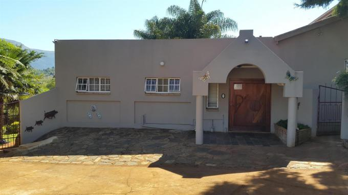 7 Bedroom Guest House For Sale in Sabie - Home Sell - MR142427
