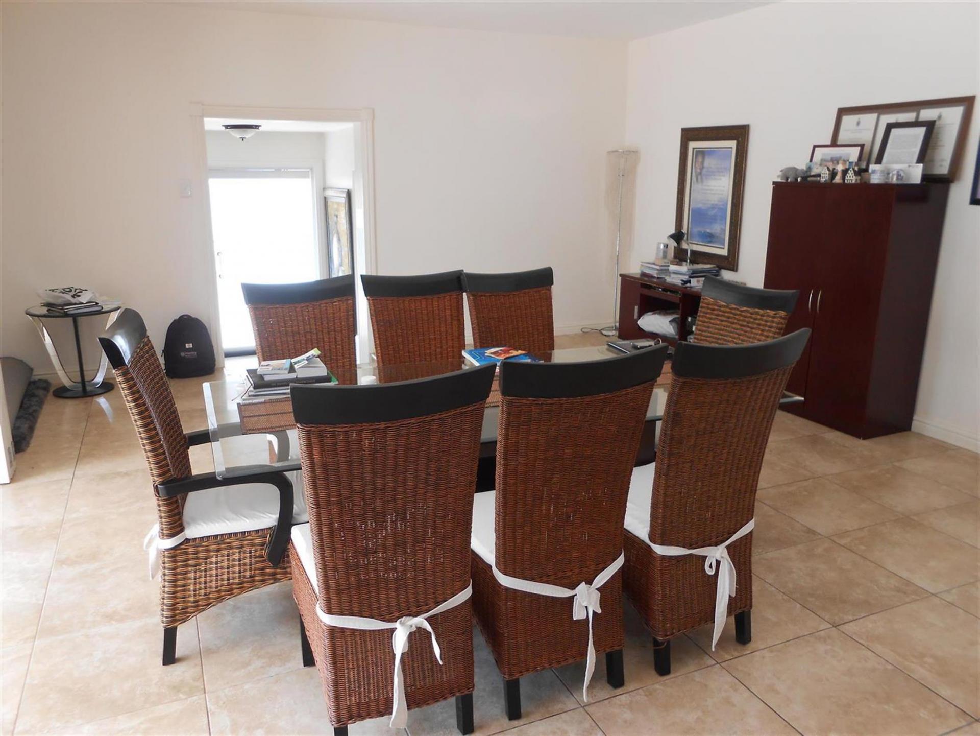 Dining Room Of Property In Pietermaritzburg KZN
