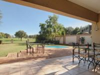 Patio - 16 square meters of property in Woodhill Golf Estate