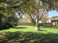 Backyard of property in Meyerton