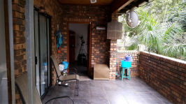 Balcony of property in Empangeni