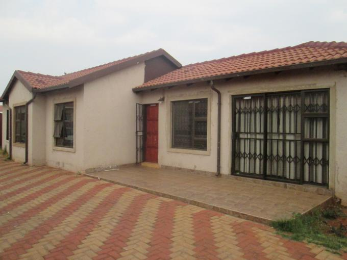 Standard Bank EasySell 3 Bedroom House for Sale For Sale in Dawn Park - MR142711