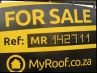 Sales Board of property in Dawn Park