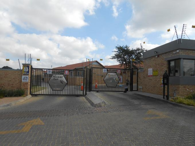 2 Bedroom Sectional Title for Sale For Sale in Randpark - Home Sell - MR142735