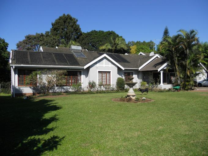 5 Bedroom House For Sale in Hillcrest - KZN - Home Sell - MR142767
