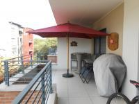 Balcony - 22 square meters of property in Fourways