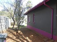 Backyard of property in Roodepoort North