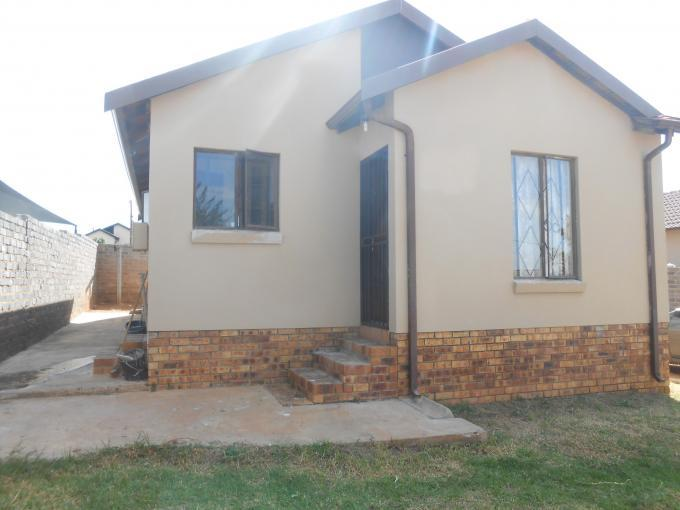 3 Bedroom House for Sale For Sale in Cosmo City - Home Sell - MR142907