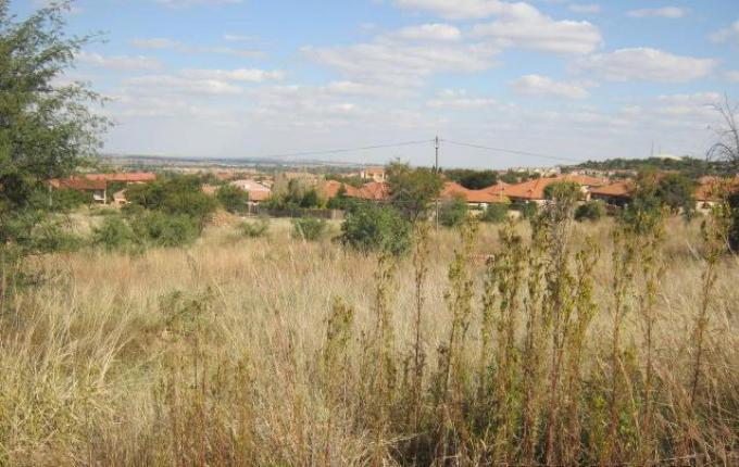 Standard Bank EasySell Land for Sale For Sale in Doringkruin - MR142910