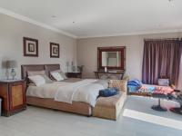 Main Bedroom of property in Silver Lakes Golf Estate