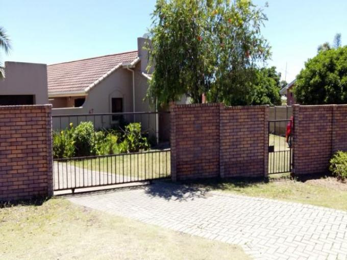 Standard Bank EasySell 3 Bedroom House for Sale For Sale in Mossel Bay - MR143037