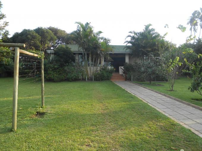 4 Bedroom House For Sale in Port Edward - Private Sale - MR143081