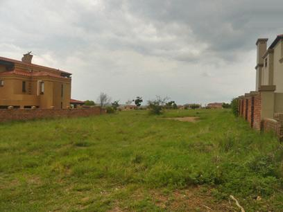 Land for Sale For Sale in Blue Valley Golf Estate - Private Sale - MR14311