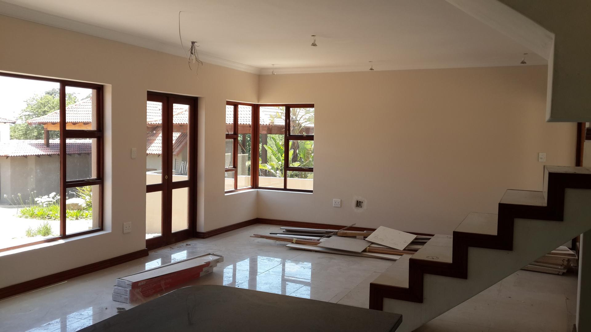 Lounges - 27 square meters of property in Olympus